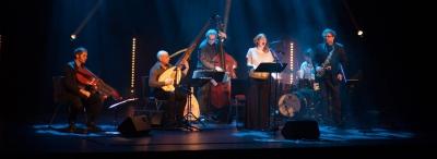 Scattered Rhymes - Zefiro Torna & Frank Vaganée Trio
