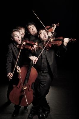 Eclisse totale - Le quatuor Leonis