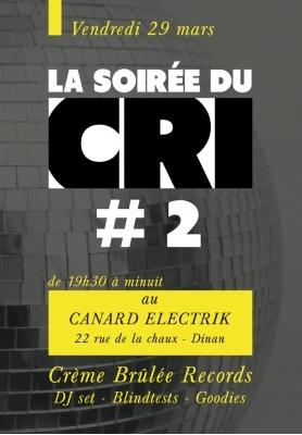 Soirée du CRI #2