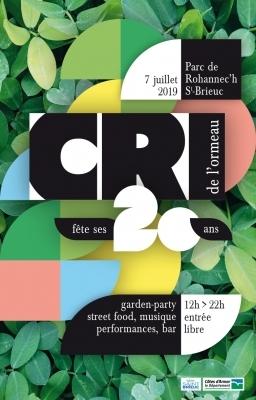 20 ans du CRI de l'Ormeau - Garden party