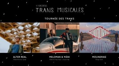 Tournée des Trans : Alter Real + Meloman & Màni + Moundrag