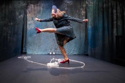L'Errance est humaine - Cie Bal / Jeanne Mordoj