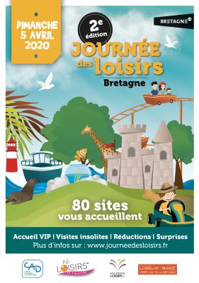 Journée des loisirs en Bretagne