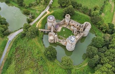 Réouverture du Château de la Hunaudaye