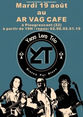 Yann Lem trio