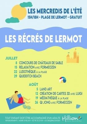 Les Récrés de Lermot