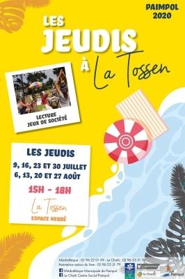 Les Jeudis à La Tossen