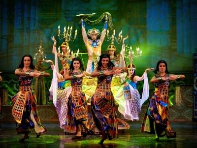 [Annulé] La Grande route de la soie - Ballet National de Russie Kazan