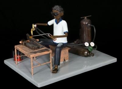 Didier Ahadji - Regard sur le Togo