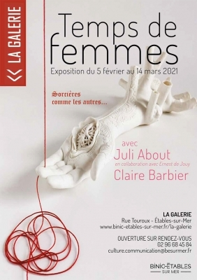 Temps de femmes : sorcières comme les autres... - Juli About / Claire Barbier