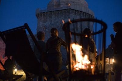 Nuit à la belle étoile - Soirée Découverte du château
