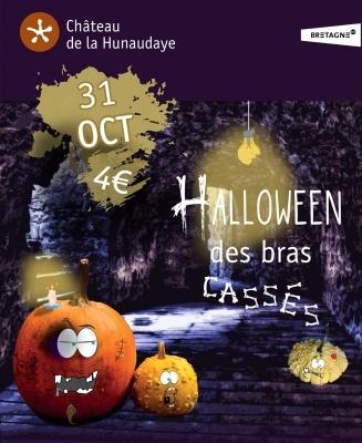 Halloween - Le château des bras cassés