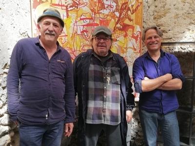 Bertolino / Le Gac + Bernard Lubat & André Minvielle