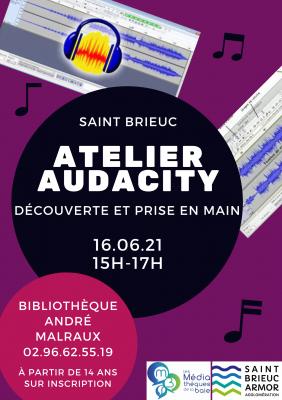 Atelier Audacity