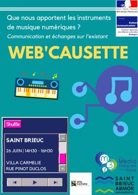 Web'causette #2
