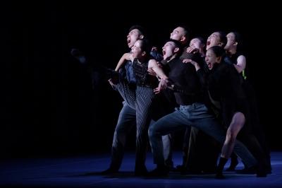 Timeless & Rage - Po-Cheng Tsai / B. Dance