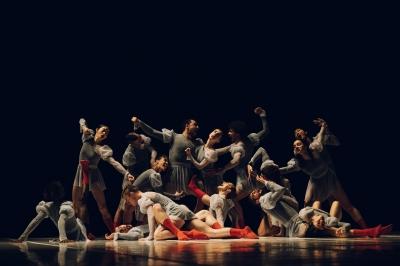 Childs Carvalho Lasseindra Doherty - (La Horde) Ballet National de Marseille