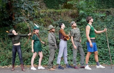 Robins - Expérience Sherwood - Le Grand Cerf Bleu