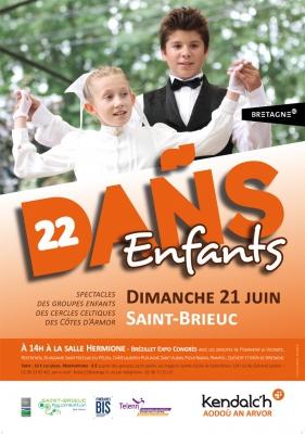 da 241 s 22 enfants spectacle musique danse culture bretonne