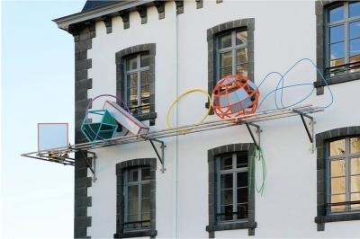 Ecole des Beaux Arts / Galerie Raymond Hains