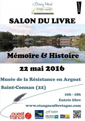 Salon du livre m moire histoire festival litt rature histoire et tradition - Salon du livre en bretagne ...
