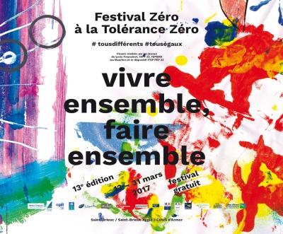 Festival Zéro à la Tolérance Zéro #13