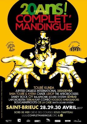 Festival Complet'Mandingue