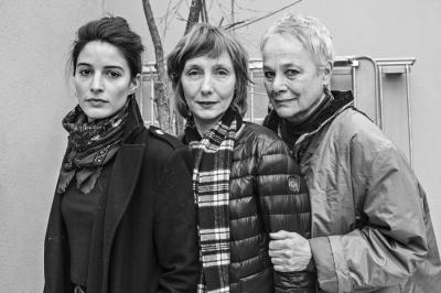 À la trace - Alexandra Badea & Anne Théron