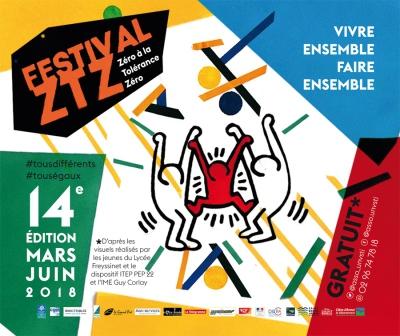 Festival Zéro à la Tolérance Zéro 2018
