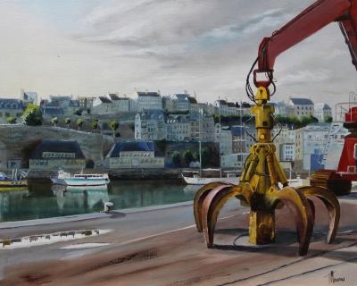 Résonances maritimes - Pascale Ayrault et Tierry Meurou
