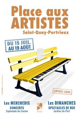 Place aux Artistes 2018