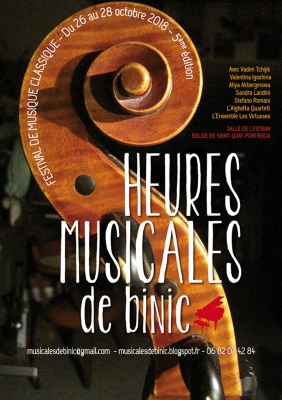 Festival Les Heures musicales