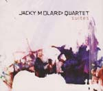 Jacky Molard Quartet : Suites