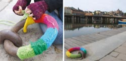Yarn Bombing : Appel à confection