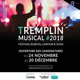 Bobital - tremplin musical 2018