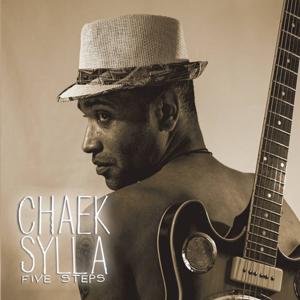 Chaek Sylla : Five steps
