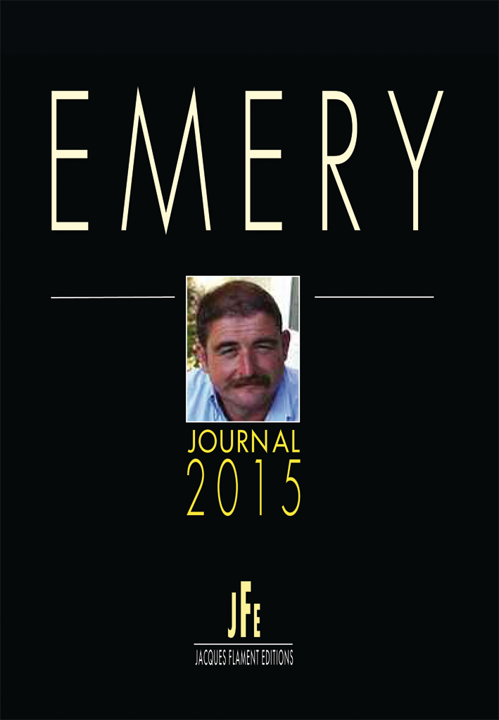 Alain Emery : Journal 2015